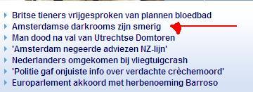 nu.nl weet nu eenmaal dingen